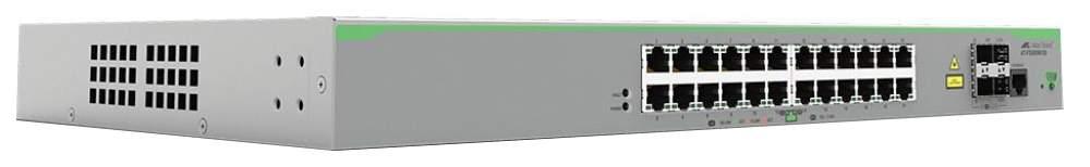 Коммутатор Allied Telesis AT-FS980M/28-50 Silver