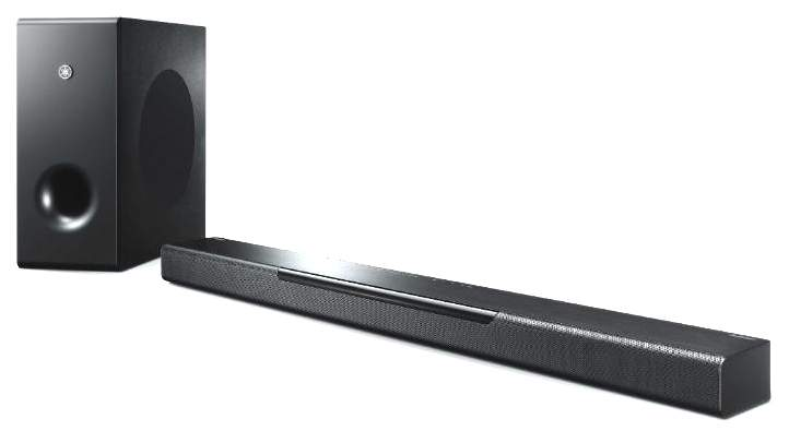 Саундбар Yamaha YAS-408 Black