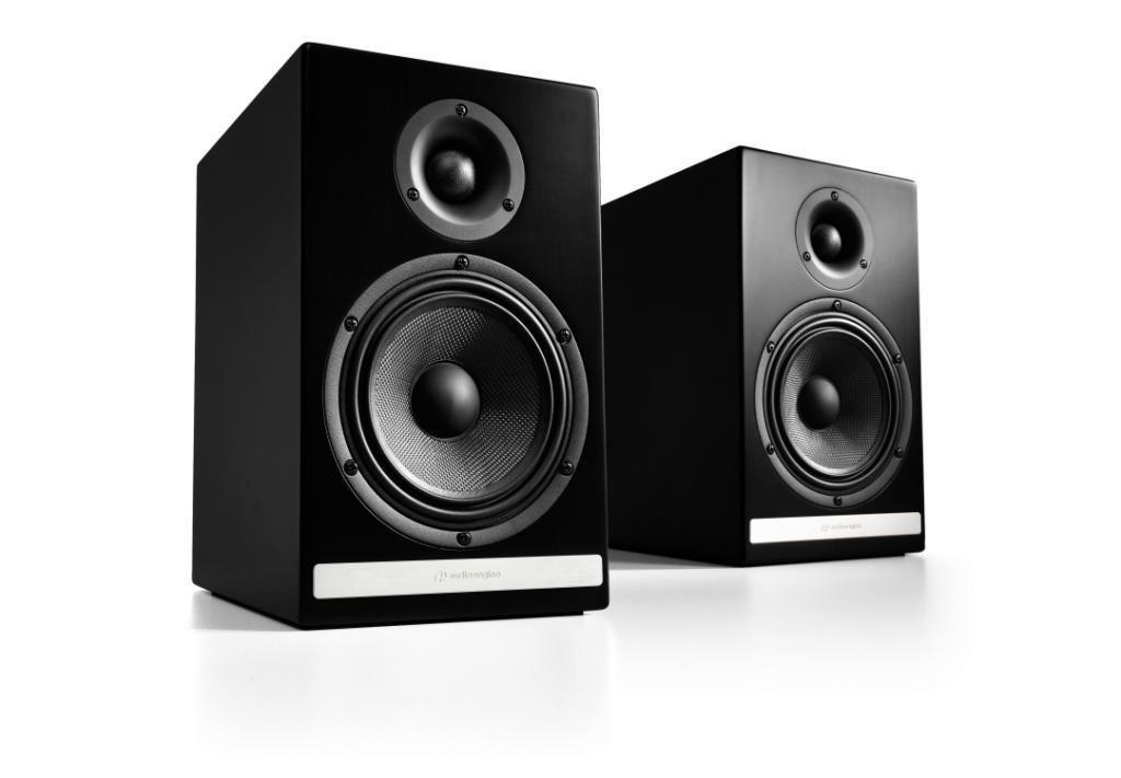 Акустическая система Audioengine HDP6 Black