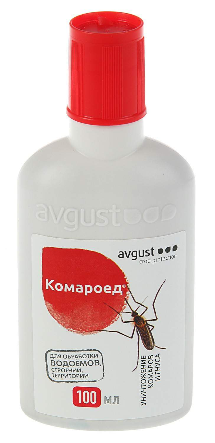 Комароед, 100 мл Avgust