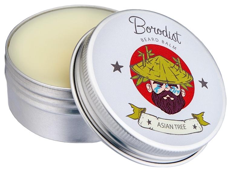 Бальзам для бороды Borodist Asian Tree 50 г