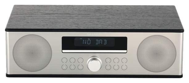 Музыкальный центр Micro Sharp XL-B715D BK