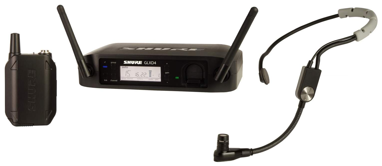 Радиосистема Shure GLXD14E/SM35