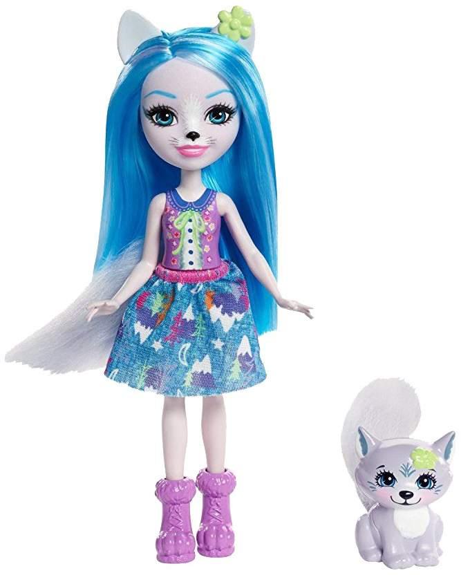 Кукла Enchantimals Волчица Винсли FRH40 15 см