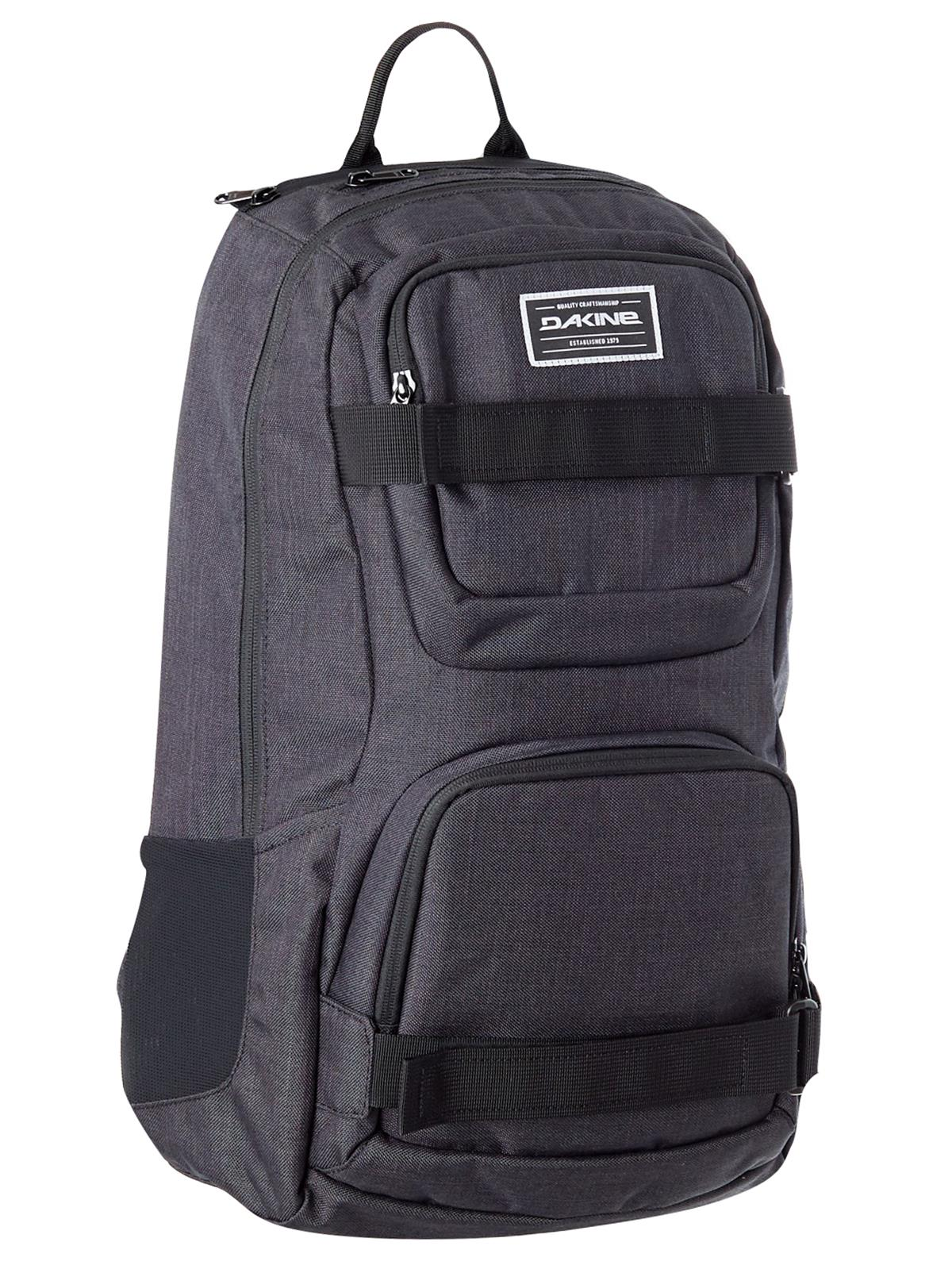 Городской рюкзак Dakine Duel 26 л Black