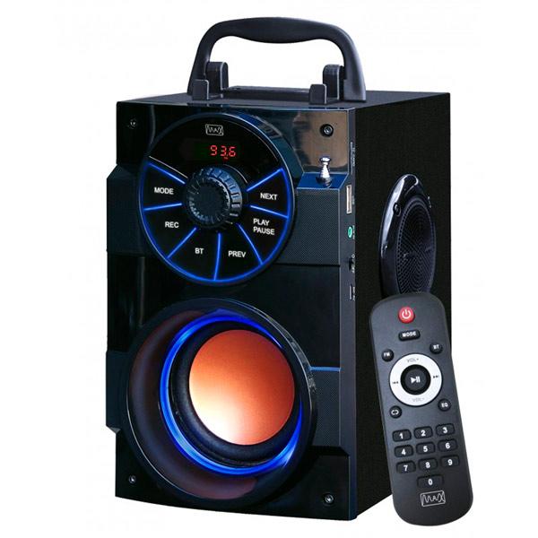 Беспроводная акустика MAX MR-430 Black