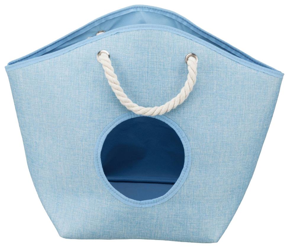 Домик для собак Trixie Emma, размер 52х39х25см,, голубой