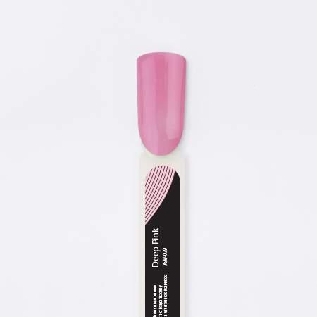 Гель-лак для покрытия ногтей Lianail Камуфлирующая база Deep Pink