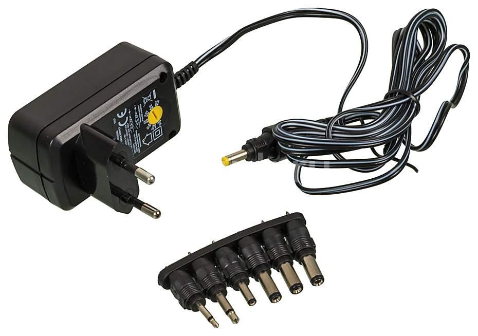 Сетевое зарядное устройство Hama Eco 00121971 600mA