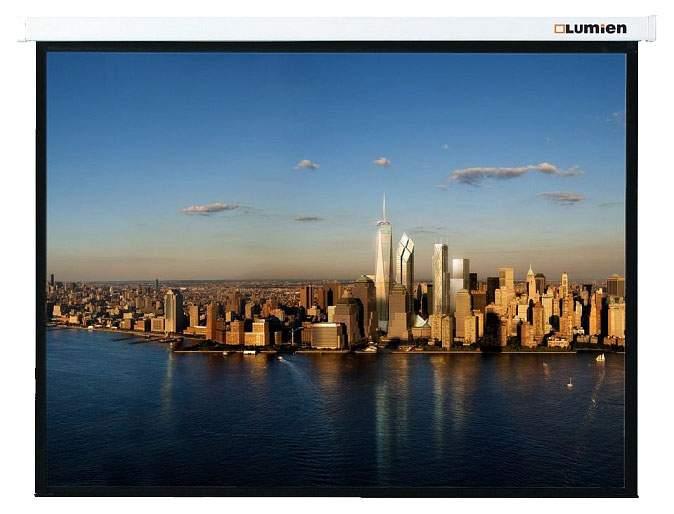 Экран для видеопроектора Lumien Master Picture LMP-100132 Белый