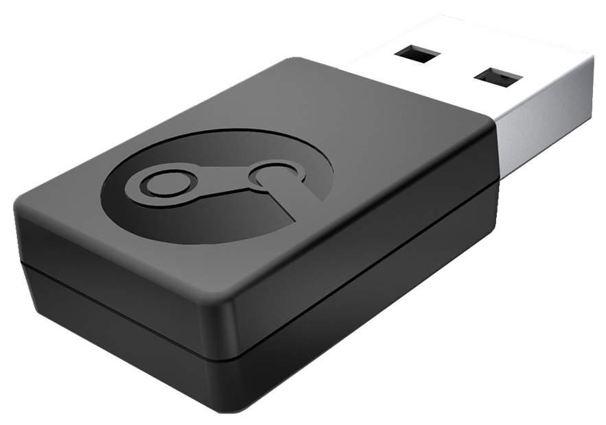 Беспроводной USB-адаптер для геймпада Valve Steam Controller Wireless Receiver