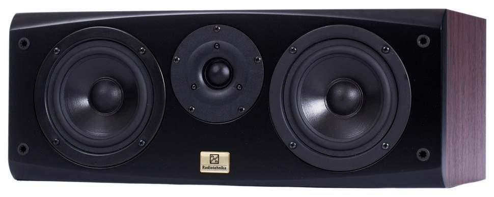 Колонка Radiotehnika X-Line CS-41 Black