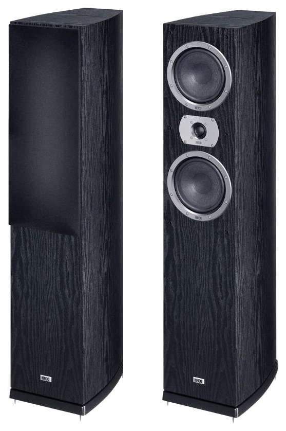 Колонки Heco Victa Prime 502 Black