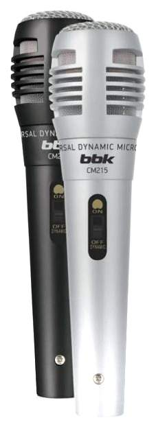 Микрофон BBK CM215/BL-CH