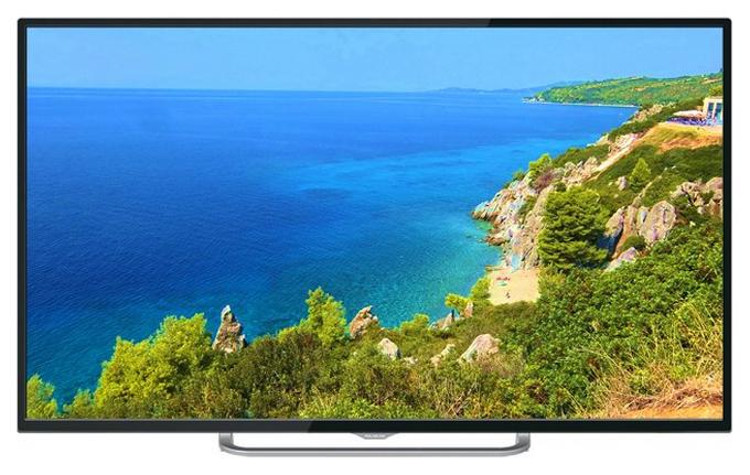 LED Телевизор 4K Ultra HD POLARLINE 50PL52TC-SM
