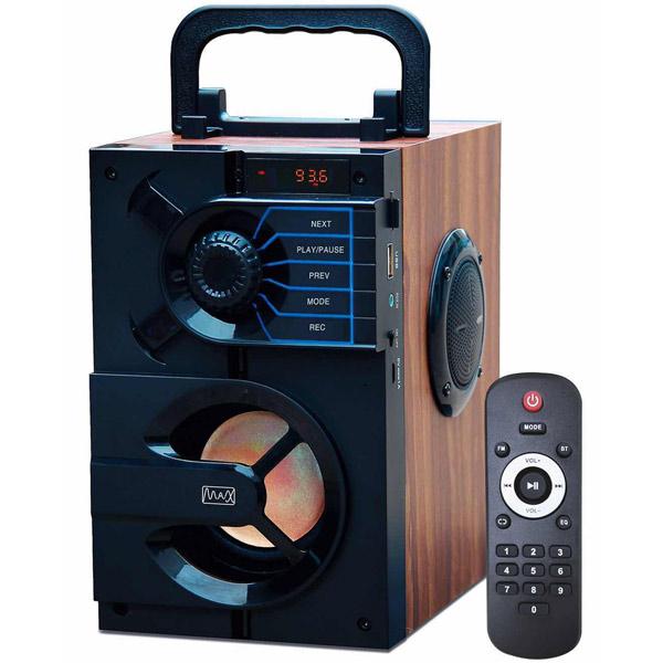Беспроводная акустика MAX MR-440 Brown/Black