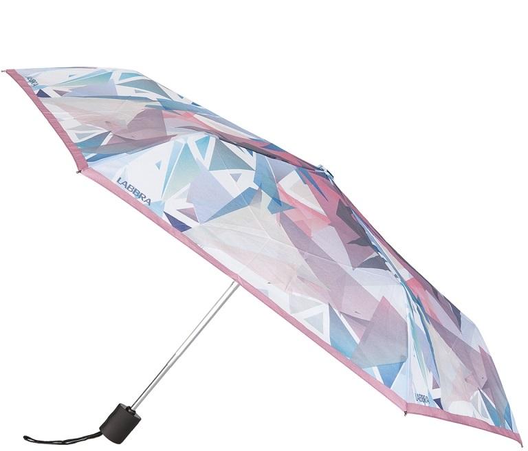 Зонт-автомат Labbra A3-05-LFN254 коричневый
