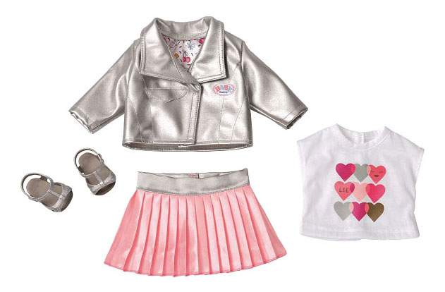 Одежда Законодательница моды 824-931 для Baby Born Zapf Creation