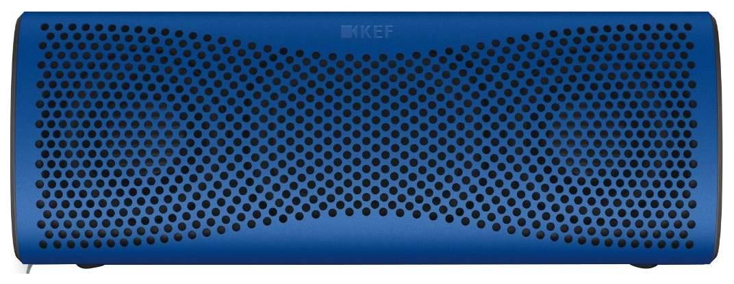 Беспроводная акустика KEF Speaker Muo Bt Neptune Blue (SP3892CD)