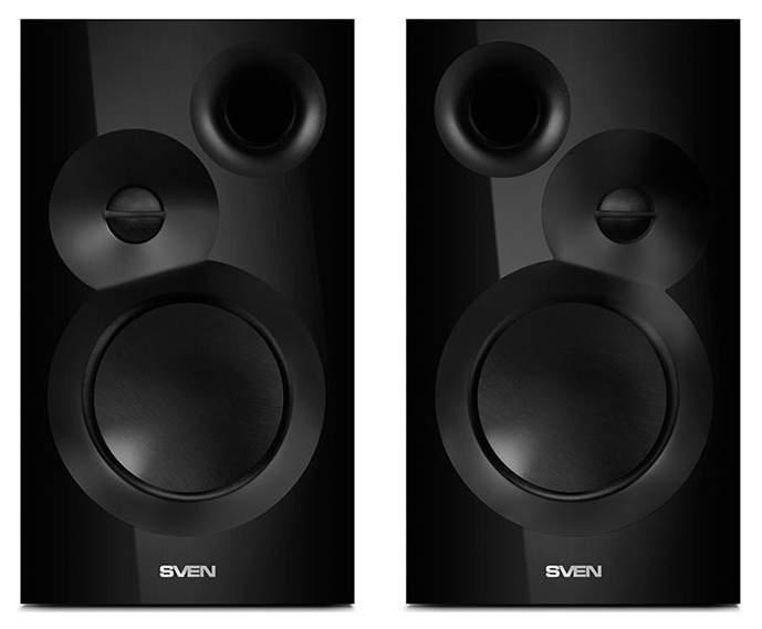 Компьютерная акустическая система SVEN SPS-635, Черный, 40 Вт