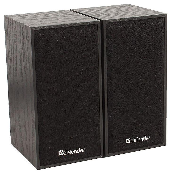 Колонки для компьютера DEFENDER SPK-240 Black 2x3 Вт USB