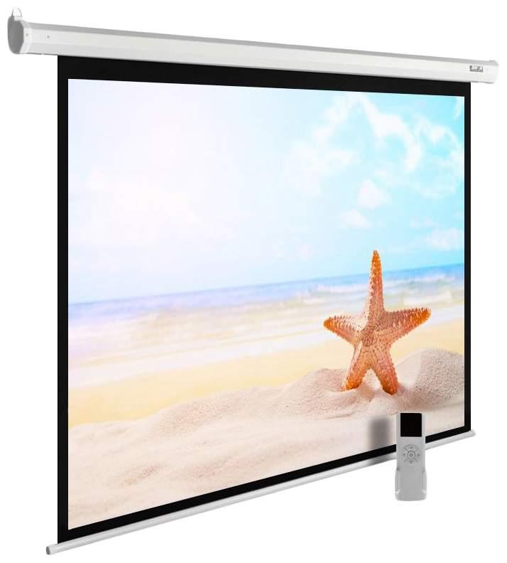 Экран для видеопроектора Cactus MotoExpert CS-PSME-220X138-WT
