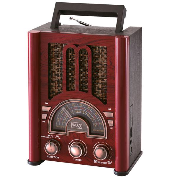 Радио MAX MR-410