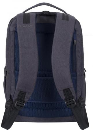 """Рюкзак для ноутбука Riva 7765 16"""" черный"""