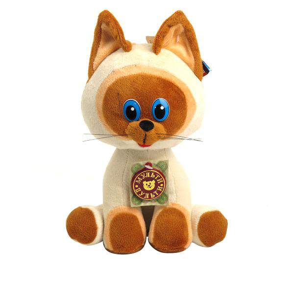 Мягкая игрушка Мульти-Пульти Котенок гав, озвученная 23 см