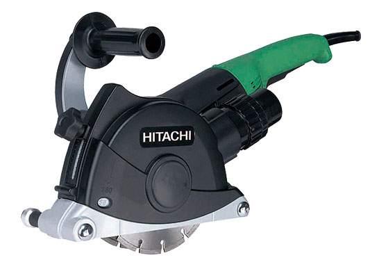 Сетевой штроборез Hitachi CM7MRU-NB