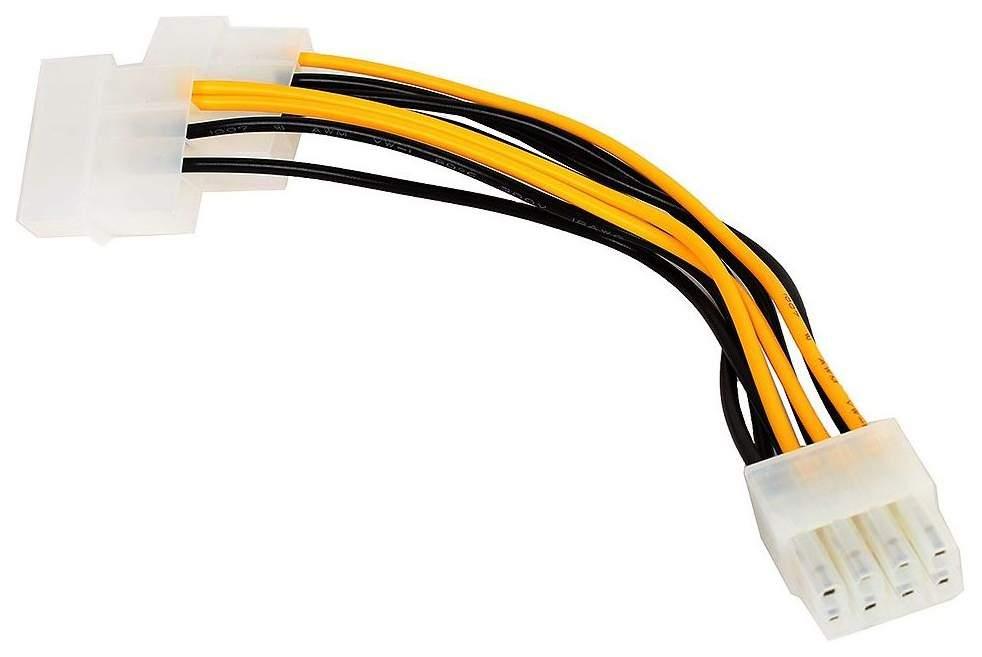 Разветвитель питания Cablexpert CC-PSU-81 2хMolex PCI-Express 8pin