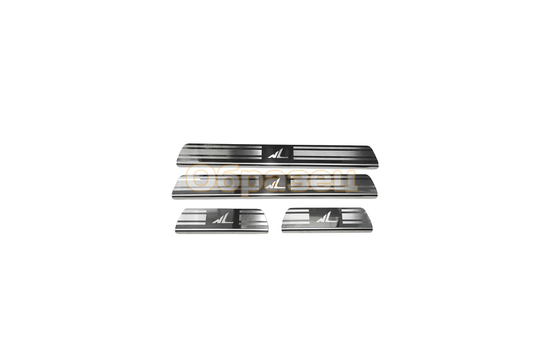 Накладки на пороги Souz-96 OPIN.31.3553