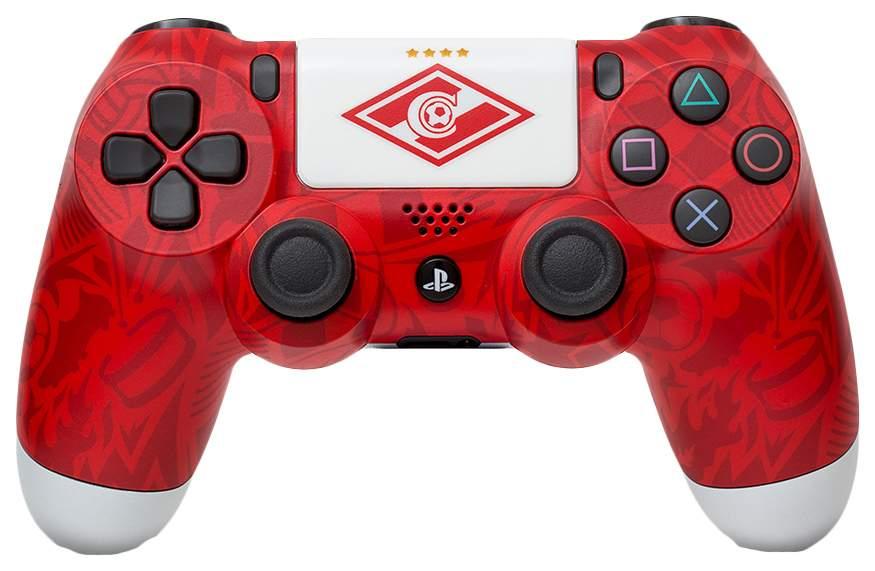 "Геймпад Sony PlayStation DualShock 4 CUH-ZCT2E ""Спартак Легендарный стиль"""