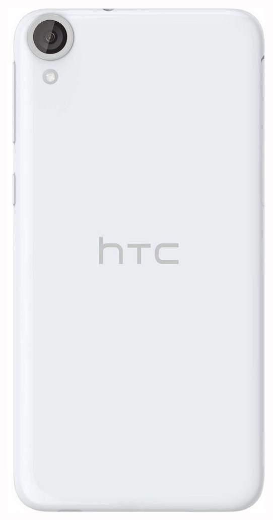 Смартфон HTC Desire 820 16Gb White Gray