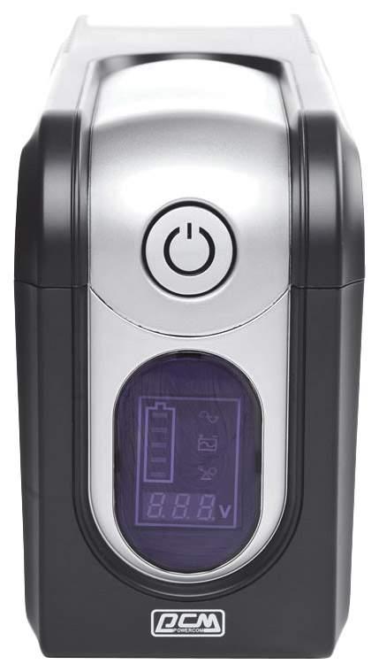 Источник бесперебойного питания Powercom Imperial IMD-825AP Серебристый, Black