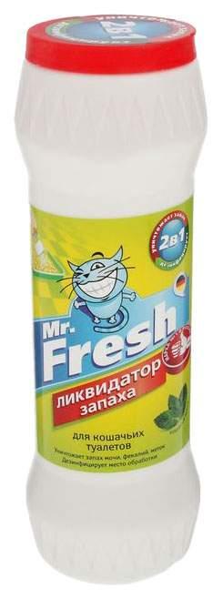 F103 2 в 1 Ликвидатор запаха для кошачьих туалетов 500г (порошок)
