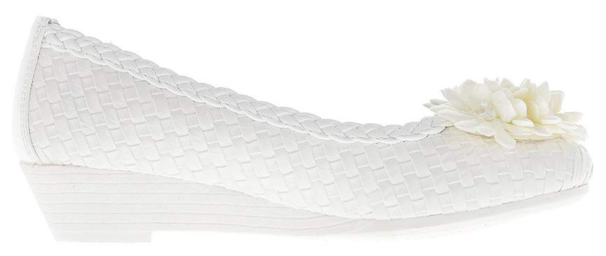 Туфли детские KAKADU, цв. белый р.33