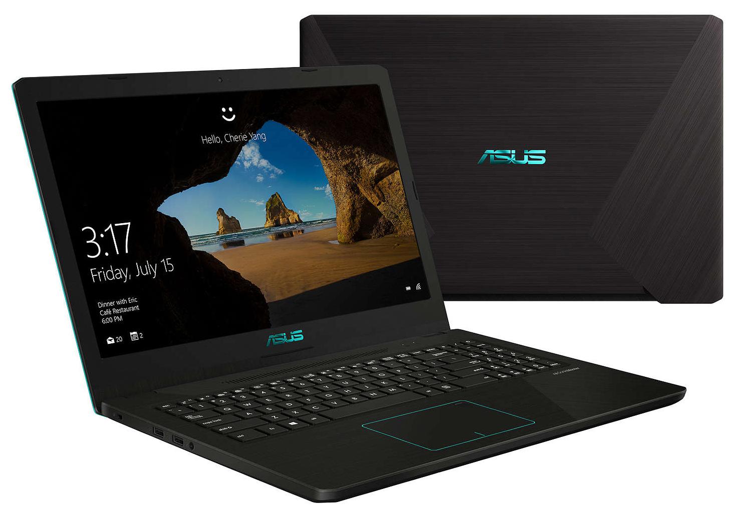 Ноутбук ASUS X570UD-E4021T 90NB0HS1-M03530