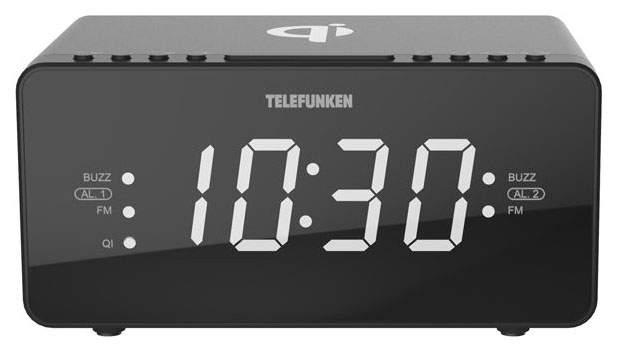 Радио-часы Telefunken TF-1594U