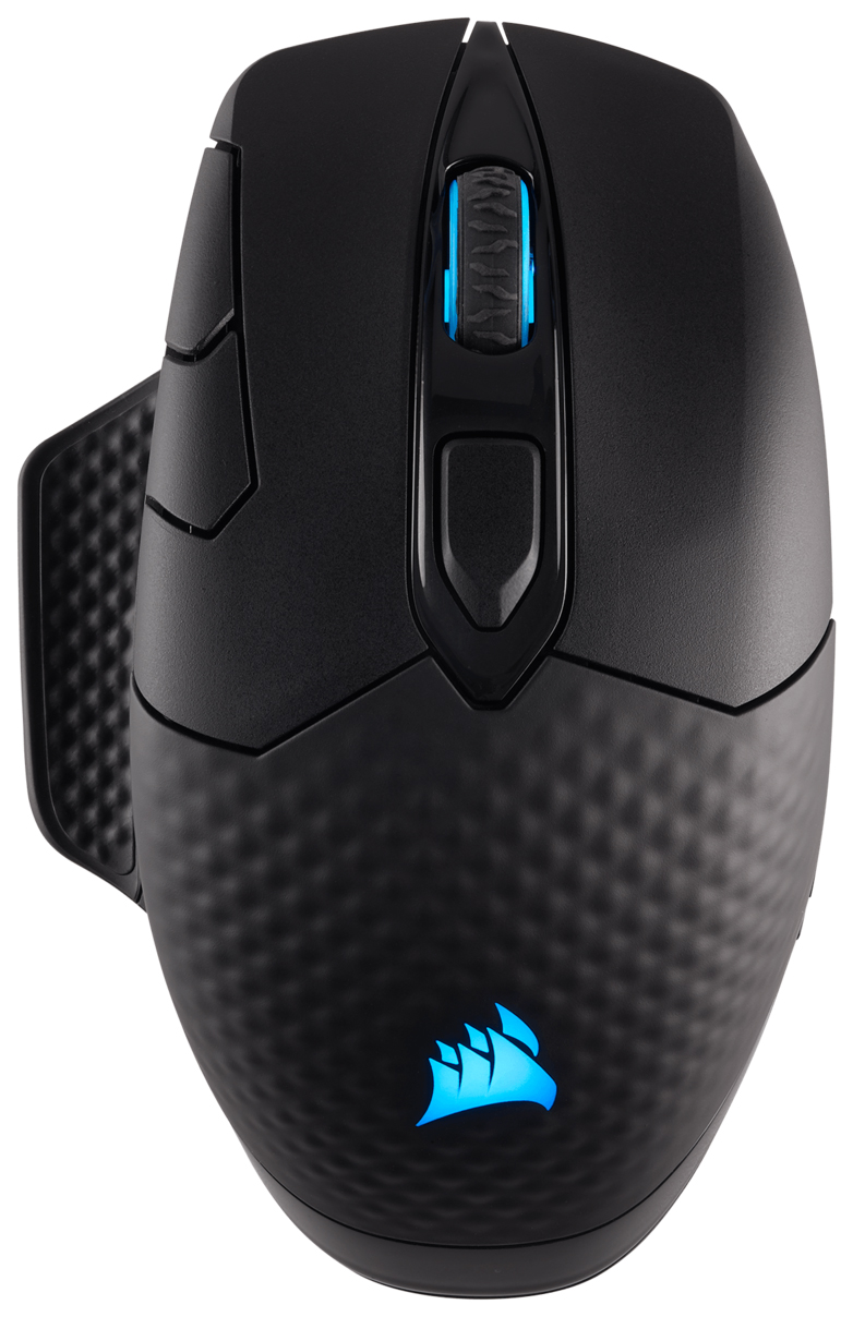 Беспроводная игровая мышь Corsair Dark Core RGB Black (CH-9315011-EU)
