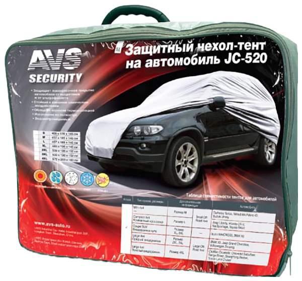 Тент автомобильный AVS JC-520 XL MK-MK55EM