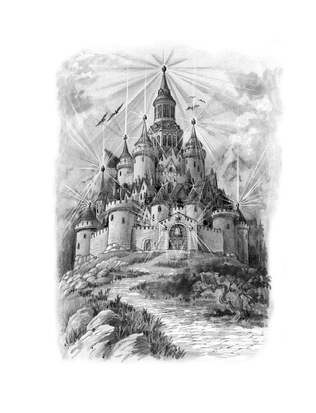 Картинки изумрудного города рисунки