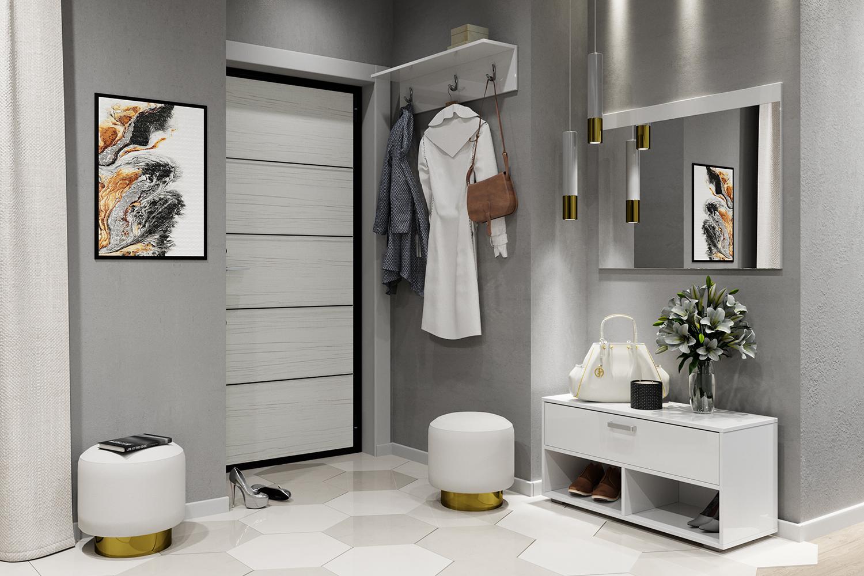 Дизайн мебели для прихожей в квартире фото прокляла его