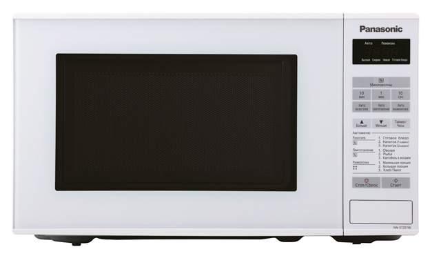 Микроволновая печь соло Panasonic NN-ST251WZPE white