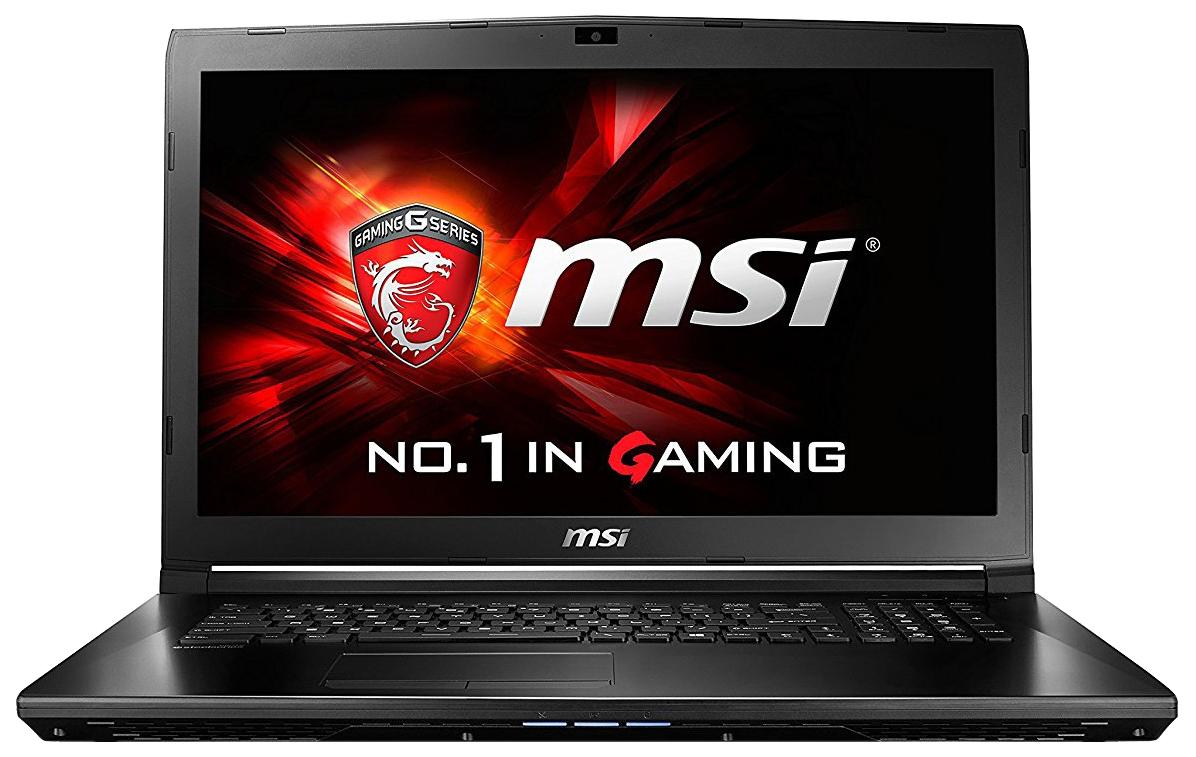 Ноутбук игровой MSI 7QF-1045RU 9S7-179586-1045
