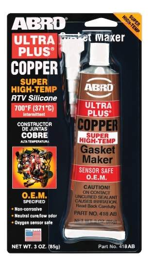 Герметик прокладок оем сверхвысокотемпературный ABRO