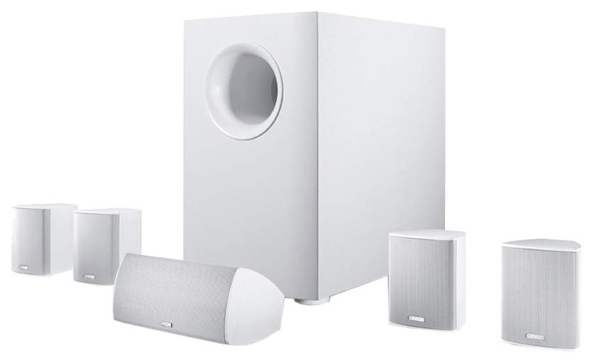 Комплект акустической системы Canton Movie 135 White