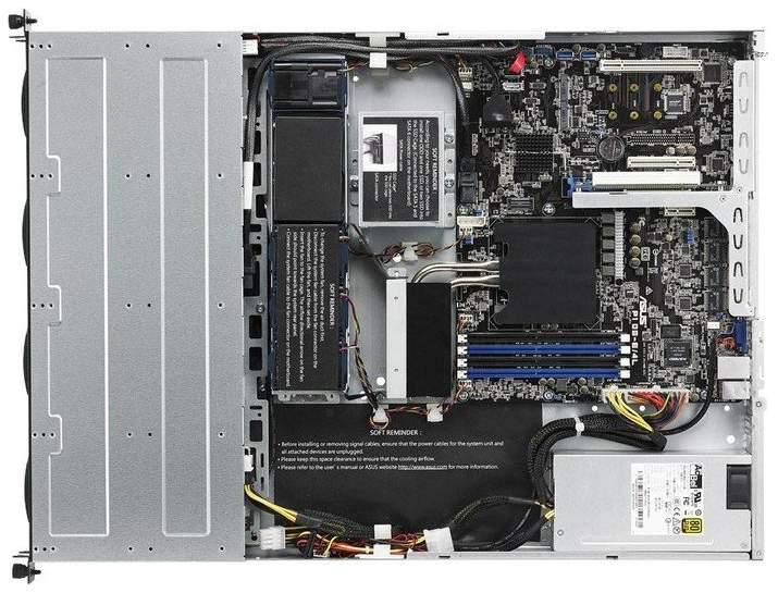 Cерверная платформа ASUS RS300-E9-PS4 LGA1151 1U