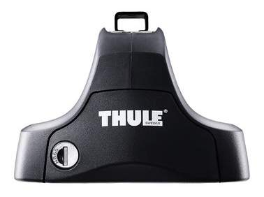 Комплект опор для автобагажника Thule Rapid System На гладкую крышу TU7542