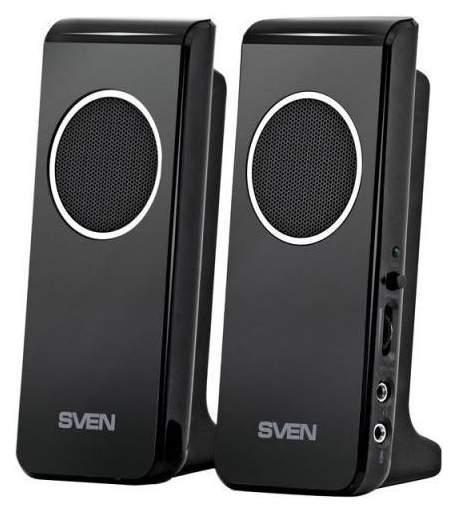Колонки для компьютера Sven 314 Black